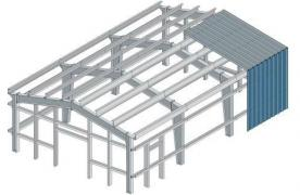 Pre-Engineered Steel Building
